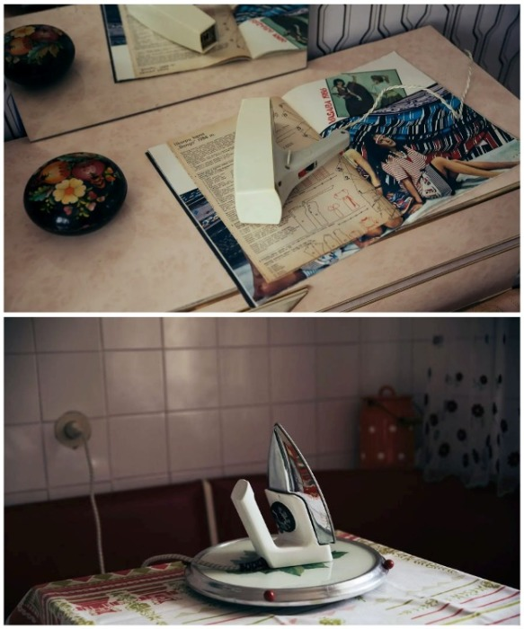 Пара из Вильнюса воссоздала «идеальную советскую квартиру» и сдает ее в аренду фанатам «Чернобыля» идеи для дома,интерьер и дизайн