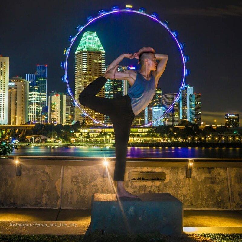 Фотограф отправился в кругосветное путешествие, чтобы показать красоту йоги в разных уголках нашего мира фотография