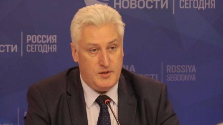 Коротченко о заявлении президента Украины по РФ: Порошенко загнали в угол