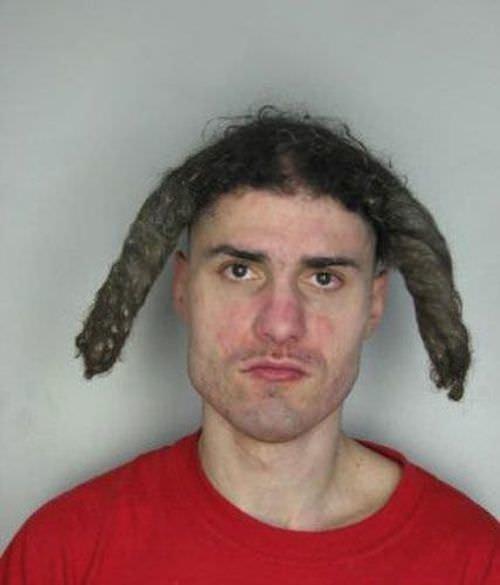 Думаете, сейчас у мужчин прически странные? Посмотрите, как было раньше волосы,красота,мужчины,прически