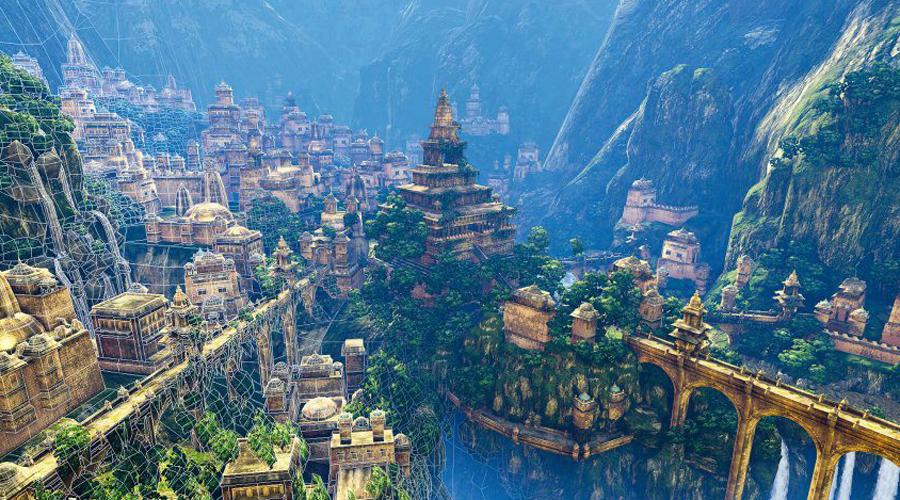 Шамбала: рай на земле, который не смогли найти