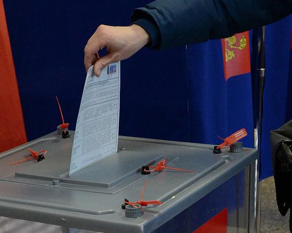 Госдума намерена ответить на провокации в ходе выборов президента России в США
