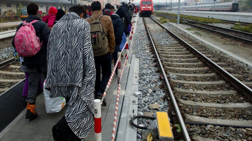 Германию призвали отказаться от «эгоизма» и принимать больше беженцев