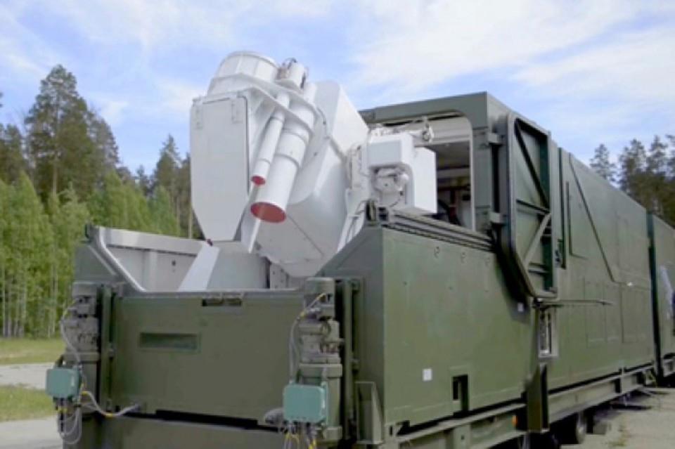 Армия получила лазерные «Пересветы»