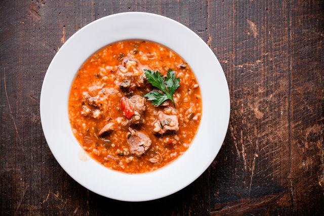 Как правильно готовить суп харчо кухни мира,супы