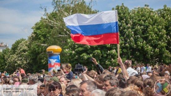 Политолог заявил, что Донбасс должен войти в состав России