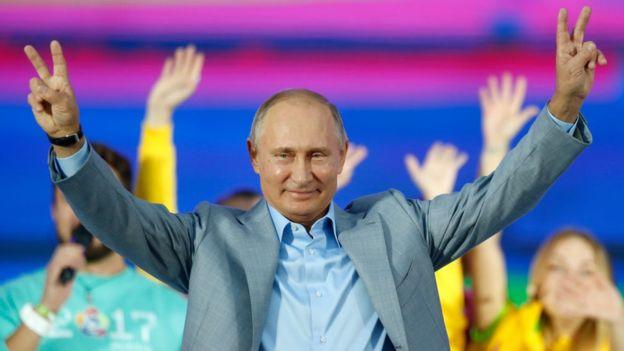 Завтрашний мир в гостях у Путина
