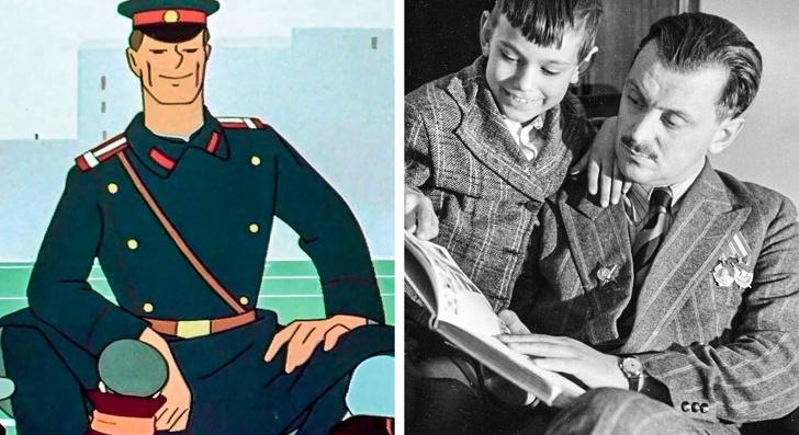 12 любимых персонажей из детства, у которых были весьма колоритные прототипы
