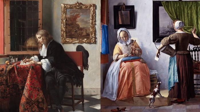 Золотой век голландской живописи.