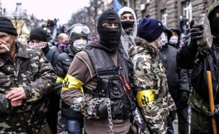 Киевский режим признал, что использует нацистов для предвыборной гонки Порошенко