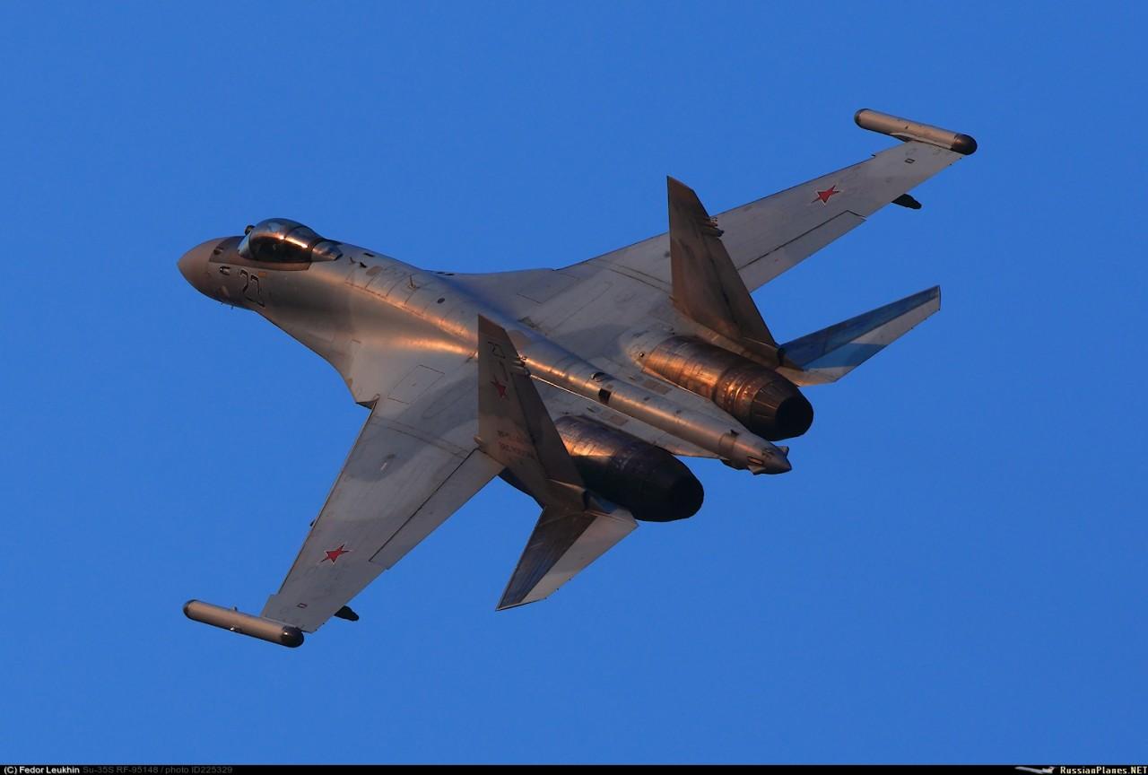 Подробности контракта с Индонезией на поставку истребителей Су-35