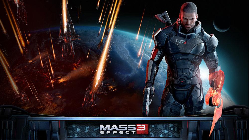 Mass Effect возвращается в Р…