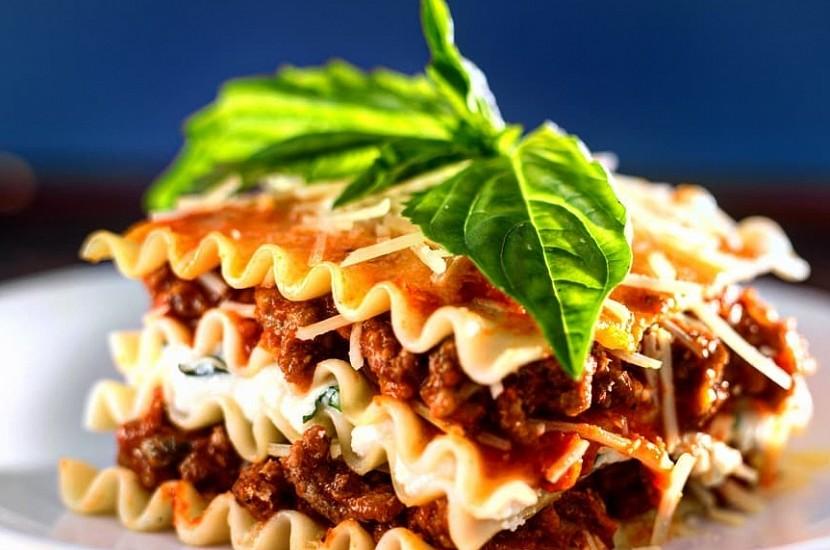Рецепты классической и вегетарианской лазаньи
