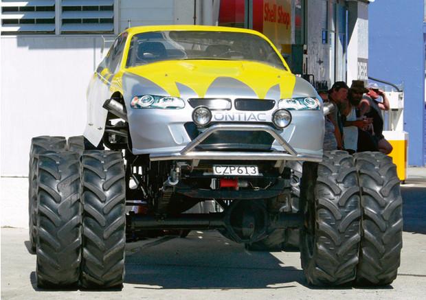 5 странных но крутых видов тюнинга автомобили,тюнинг