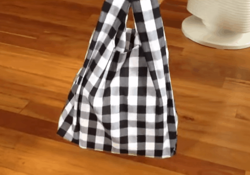 Отличная замена пакетам из супермаркета мастер-класс,шитье