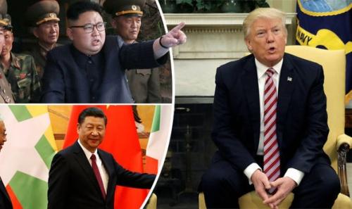 США отправляют в Южно-Китайское море флот, рискуя войной и с Пхеньяном, и с Пекином