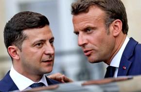 Макрон не принял ПАСЕ от Зеленского и предлагает Путину попасть в «восьмерку»