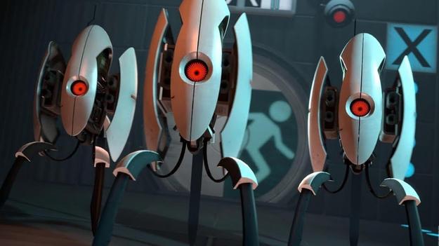 Турель из Portal 2 создали в реальной жизни portal 2,Игровые новости,Игры