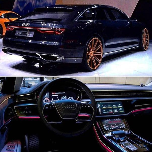 Audi A8 Avant