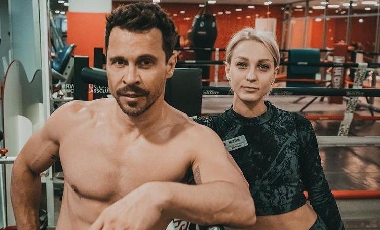 Как поддерживает себя в форме Павел Деревянко: рассказывает тренер актера Евгения Дюпина Фигура,Фитнес и спорт