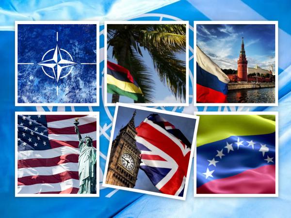 Великобритании дали 6 месяцев на возвращение земель, провал экономической блокады США и почему НАТО требует что то у России