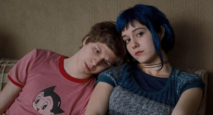 Кадр из фильма Скотт Пилигрим против всех. \ Фото: filmaffinity.com.