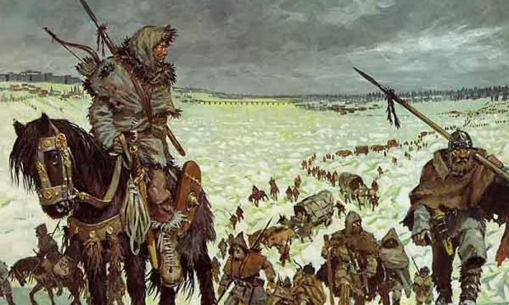 Славяне в Скандинавии, кто организовал Скандинавское государство
