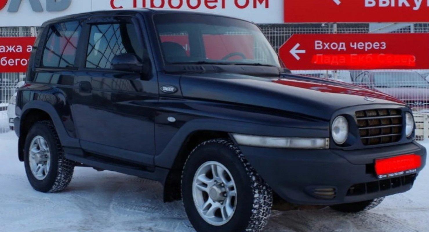 Названы достойные джипы с пробегом, стоимостью в 400–700 тысяч рублей Автомобили