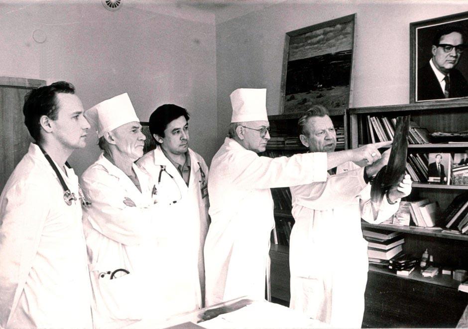 Пластическая хирургия вСССР…