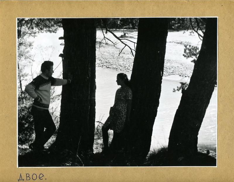Снимки 1960-70-х годов фотографа-этнографа Георгия Аргиропуло 60