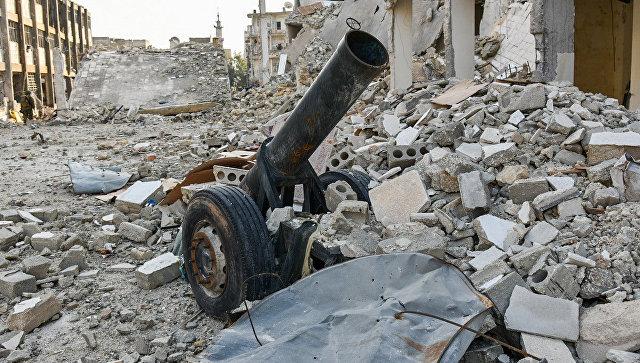 Новости Сирии. Сегодня 31 декабря 2016
