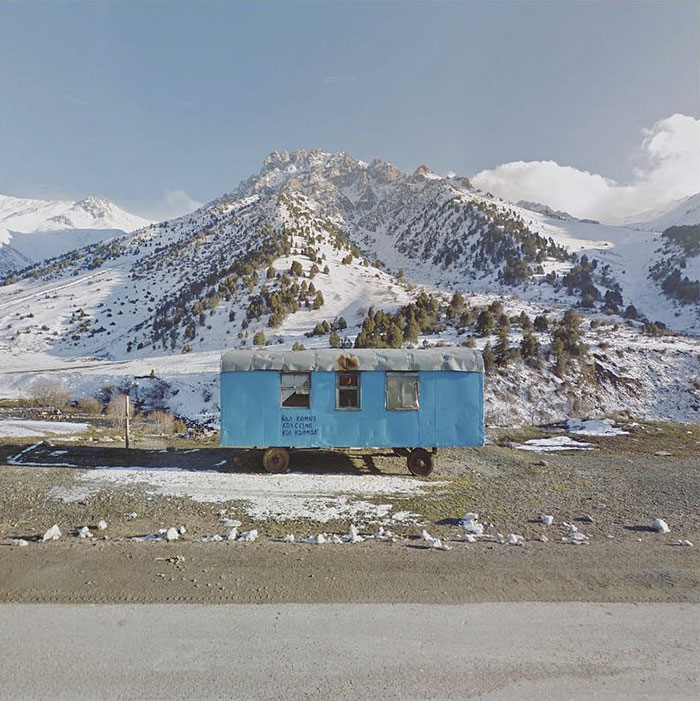 Путешествия с агорафобией: фотопроект Jacqui Kenny