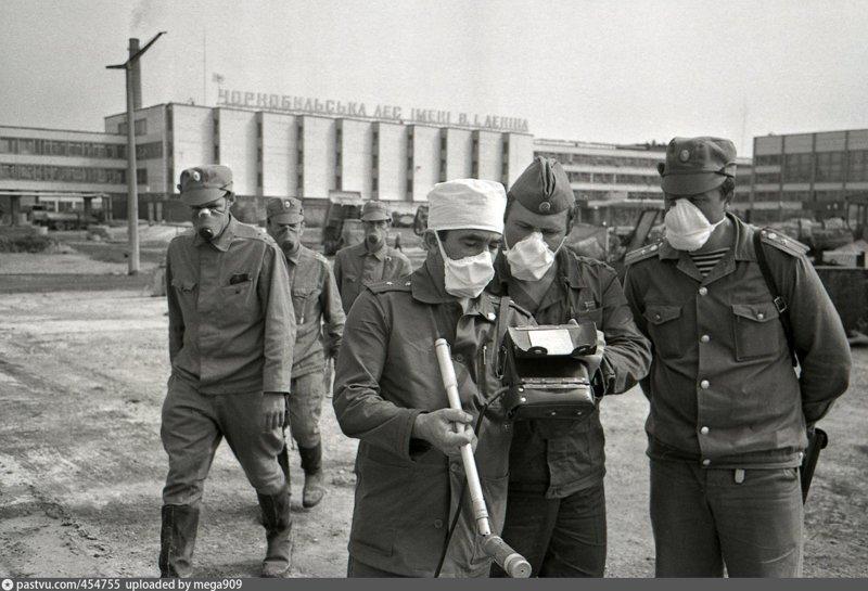 Чернобыль тогда и сейчас - глазами Александра Странника