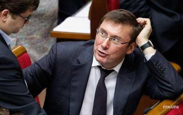 Сделаем свой суд, с горилкой и галушками: суд над Януковичем можно провести без МУС — генпрокурор Луценко