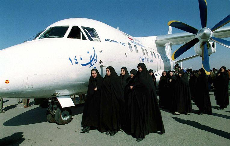 Shargh (Иран): может ли Иран начать экспорт самолетов собственного производства?