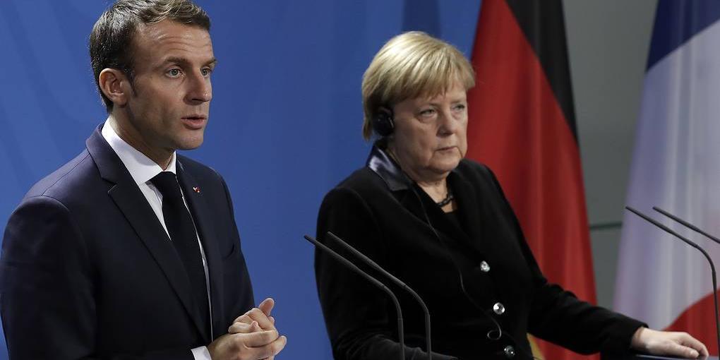 Вашингтон угрожает санкциями Германии, Франции и Великобритании