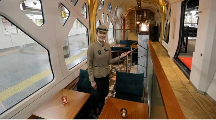 Поезд «Сики-сима» - пятизвездочный отель на колесах