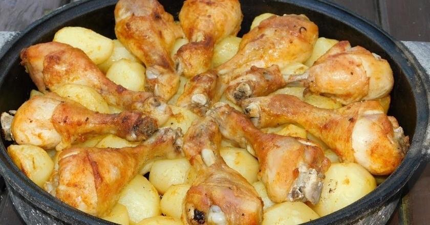 Блюда из картофеля и мяса: лучшего сочетания еще не придумали