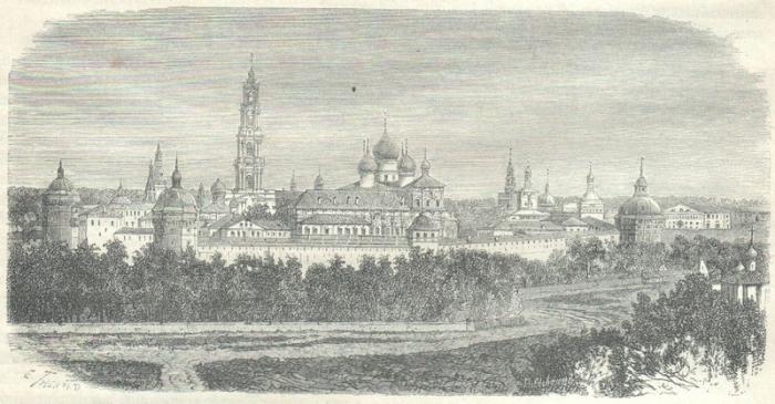 Крупнейший мужской ставропигиальный монастырь России.