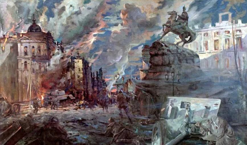 На подступах к Киеву: как начинались бои за столицу Советской Украины история