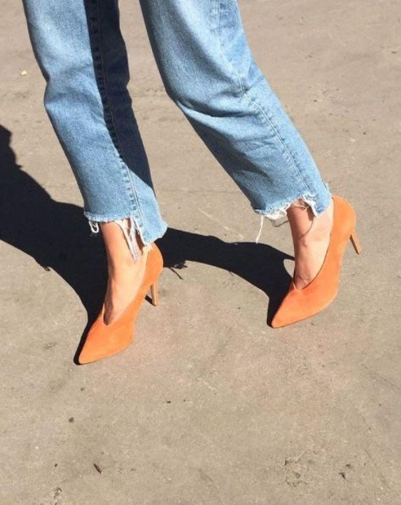 14 самых стильных сочетаний обуви и джинсов.