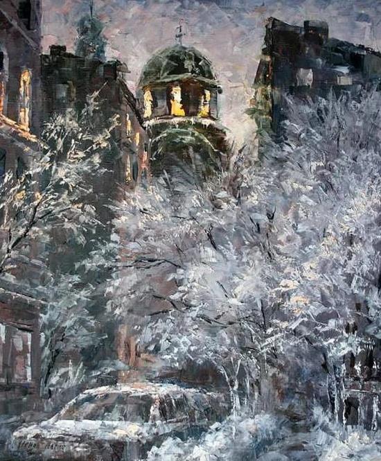 художник Ирина Алекс картины – 21