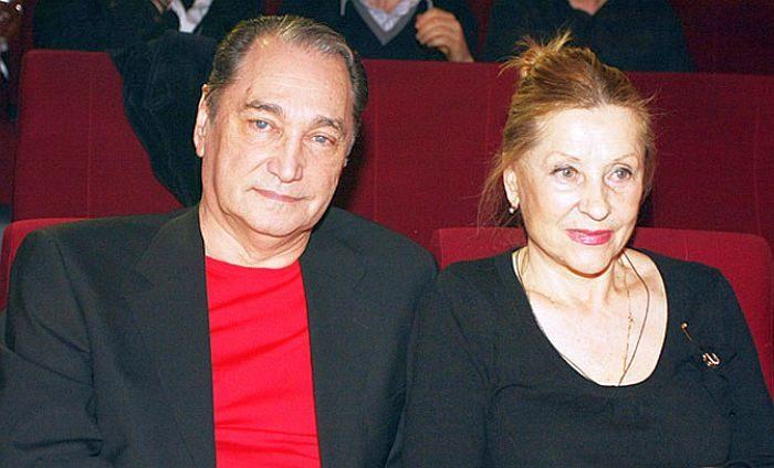 Семейное счастье Владимира Коренева и Аллы Константиновой