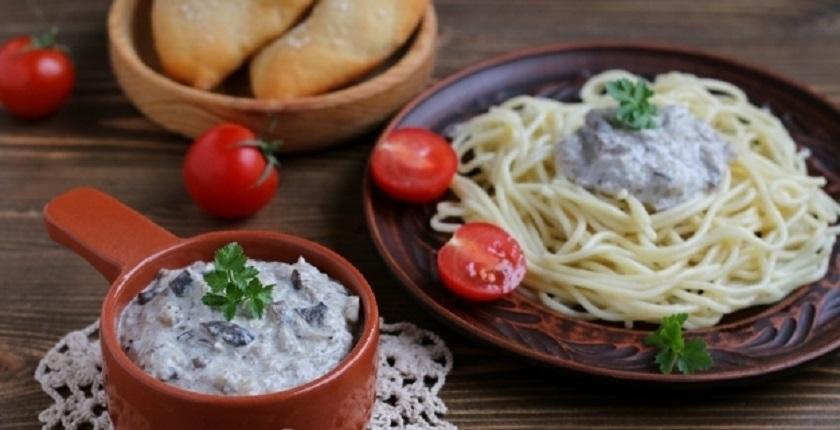 Грибной соус из вешенок со сливками: отличное дополнение к любому блюду