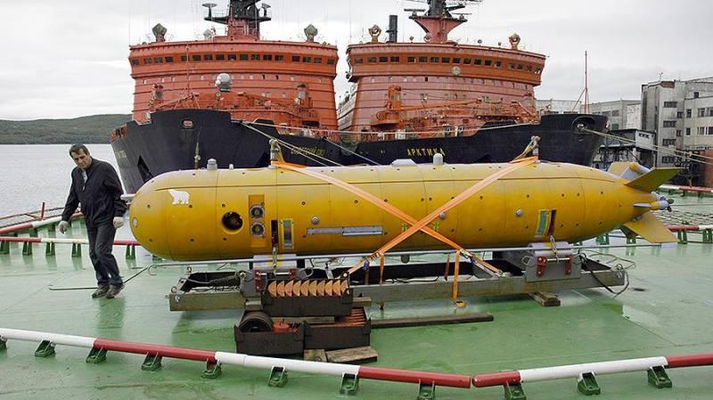 Морские дроны спрячут в контейнеры
