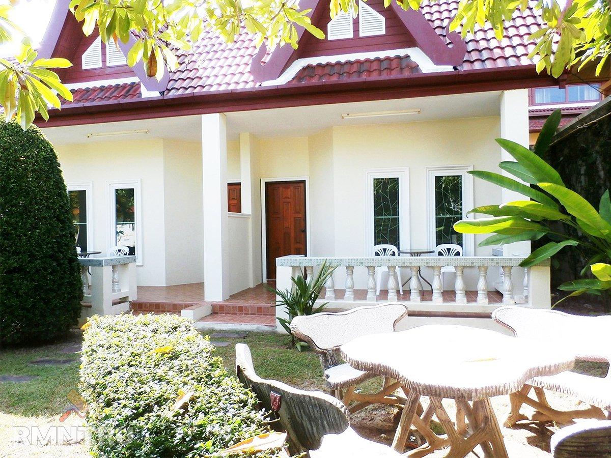 Дом-бунгало — особенности строительства и обустройства