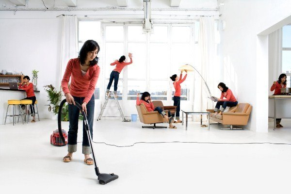 Советы, которые помогут вам не делать каждую неделю генеральную уборку