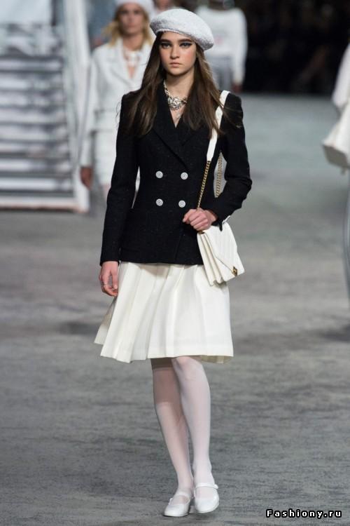 Chanel 2019 круизная коллекция