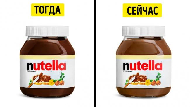 7 хорошо известных продуктов, которые изменились прямо у нас перед носом