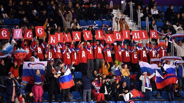 Журналист из США рассказал об унижении МОК российскими болельщиками